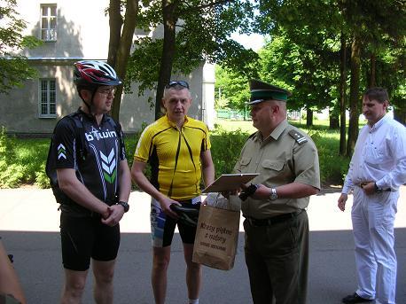 II edycja rajdu Szlakiem polskich granic