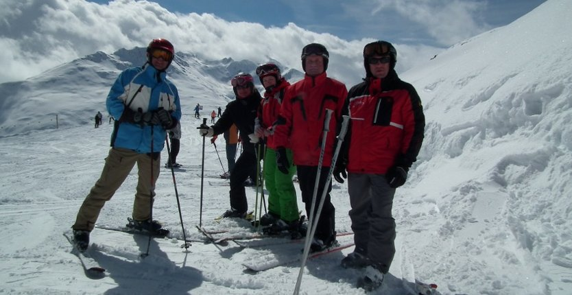 Wyjaz na narty Livigno 2012