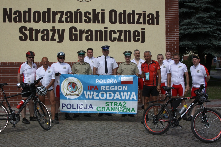 """IV edycja rajdu dookoła Polski """"Szlakiem Polskich Granic"""" Podsumowanie"""