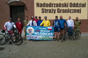 V Edycja Rajdu Szlakiem Polskich Granic