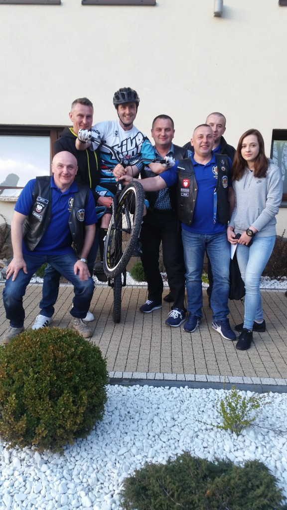 Riders of Ipa Szaflary Paweł Reczek