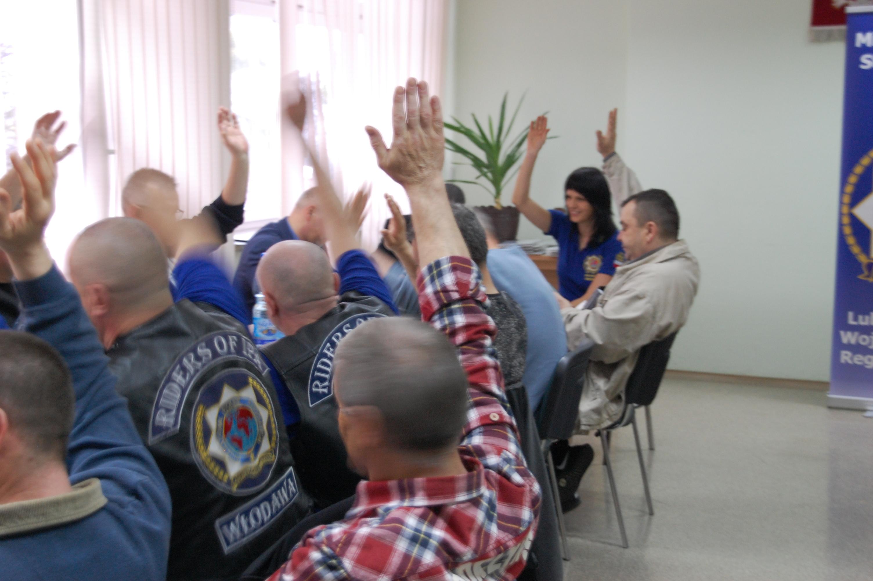 Walne Posiedzenie w Regionie IPA Włodawa