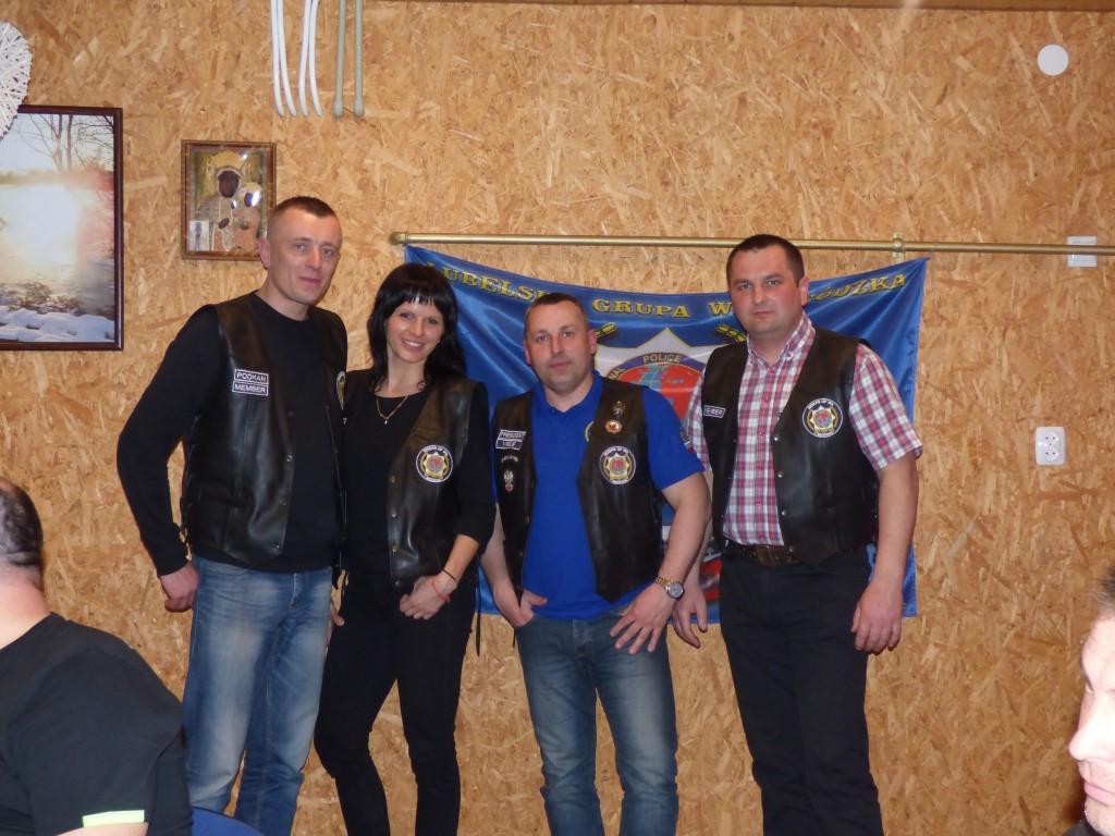 Riders Of IPA, Prezydent Jerzy Kiec, Przewodniczaca IPA Włodawa