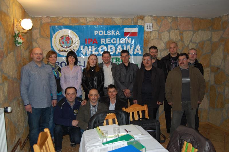 Prezydium IPA Włodawa 2013 - 2016