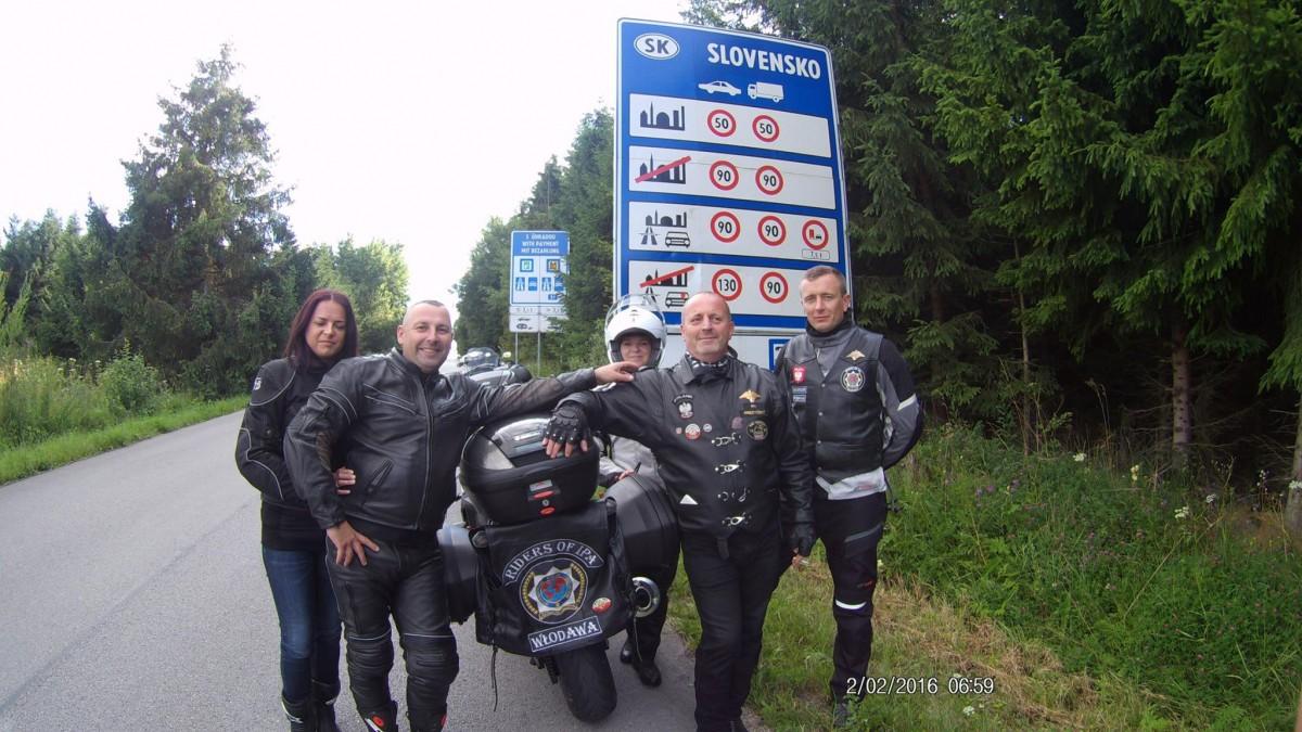 VII ORAWSKI RAJD MOTOCYKLOWY – Jabłonka 2016r