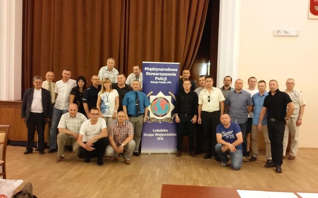 Delegaci z Włodawy na wyborach do Lubelskiej Grupy Wojewódzkiej IPA