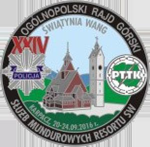 """XXIV Ogólnopolski Rajd Górski Służb Mundurowych resortu spraw wewnętrznych """"Karpacz 2016"""""""