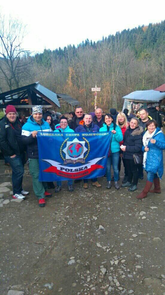 Weekend w Truskawcu – z pamiętnika uczestnika.