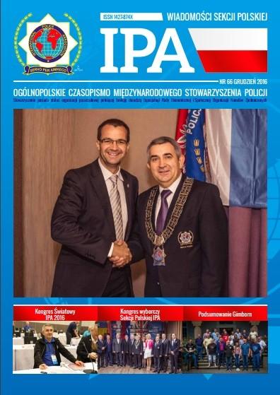Czy otrzymałeś już najnowszy numer Wiadomości Sekcji Polskiej IPA?