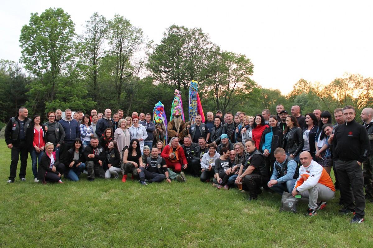 IV NADBUŻAŃSKA BIESIADA MOTOCYKLOWA MAJ 2017