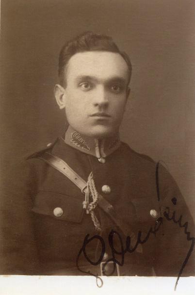 Z kart historii – Piotr Dudzik