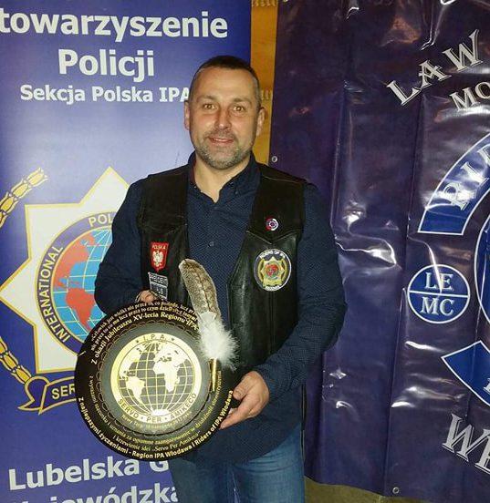 Ogłoszenie Prezydenta Riders od IPA Włodawa