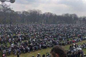 Rozpoczęcie sezonu motocyklowego 2019 na Jasnej Górze