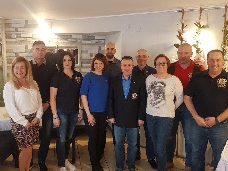 Czwartkowe Walne Posiedzenie w Regionie IPA Włodawa