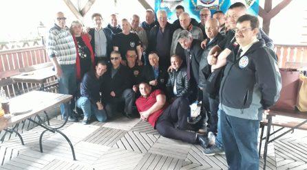 Członkowie Regionu IPA Włodawa na spotkaniu z IPA Wołyń