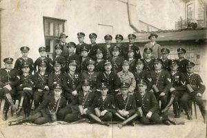 100 ROCZNICA POWOŁANIA POLICJI PAŃSTWOWEJ 1919-2019