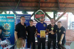 Zawody strzeleckie w Regionie IPA Chełm