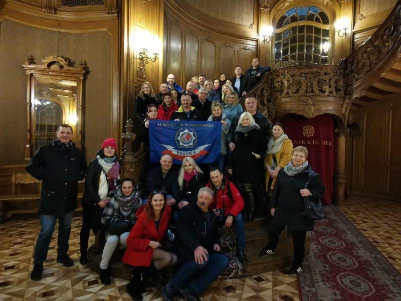 Wyjazd do Lwowa Regionu IPA Włodawa