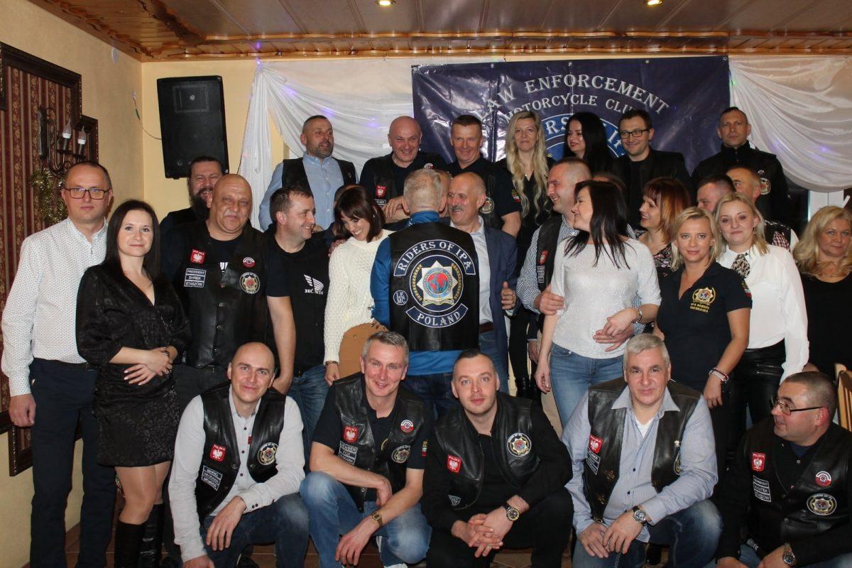 Kongres i spotkania opłatkowe z udziałem członków Regionu IPA Włodawa