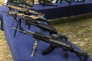 Turniej strzelecki w Zamościu