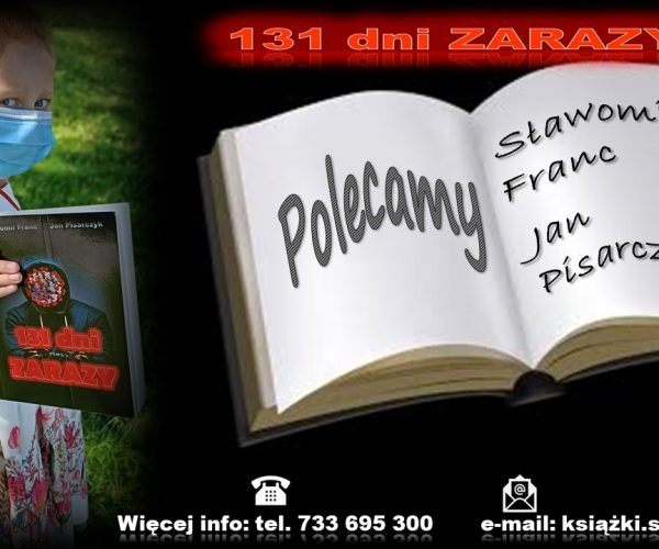 Nowa książka Sławka Franca