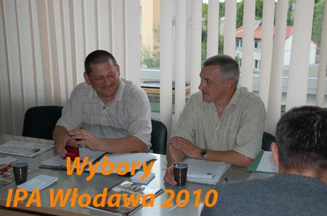 Zebranie wyborcze Regionu IPA Włodawa.