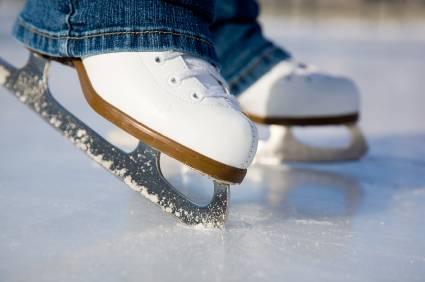 Wyjazd na łyżwy
