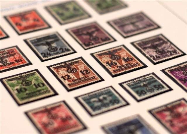 Znaczki i legitymacje 2015