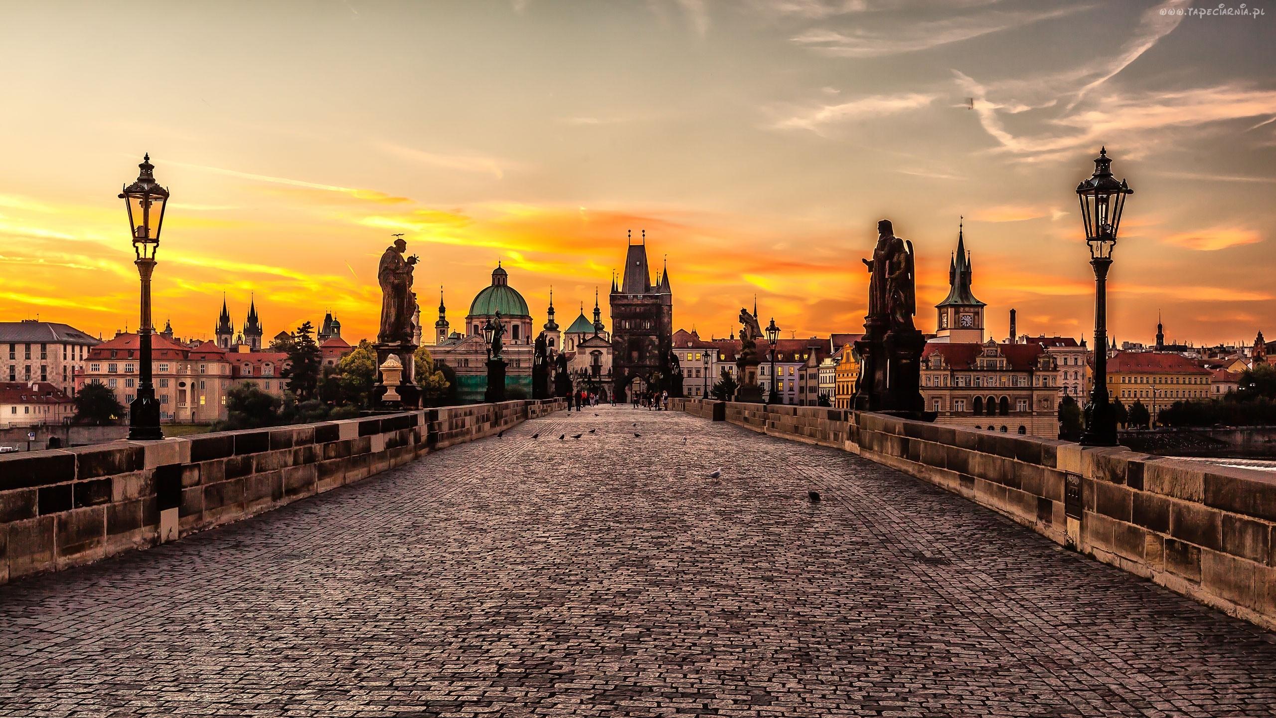 Program wycieczki do Pragi