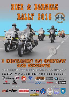 II Międzynarodowy Zlot Motocyklowy Służb Mundurowych