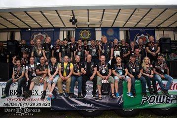 Riders of IPA Włodawa na III Krajoznawczym Rajdzie Motocyklowym – SUDETY 2016.