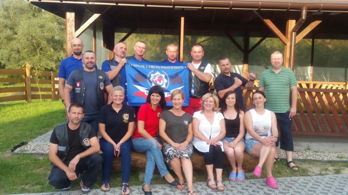 Rocznica Riders of IPA Włodawa – spotkanie w Susznie