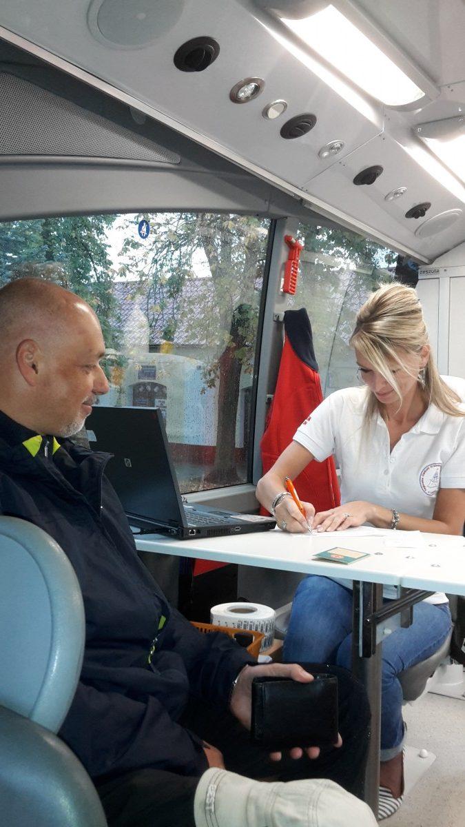 Akcja Krwiodawstwa we Włodawie