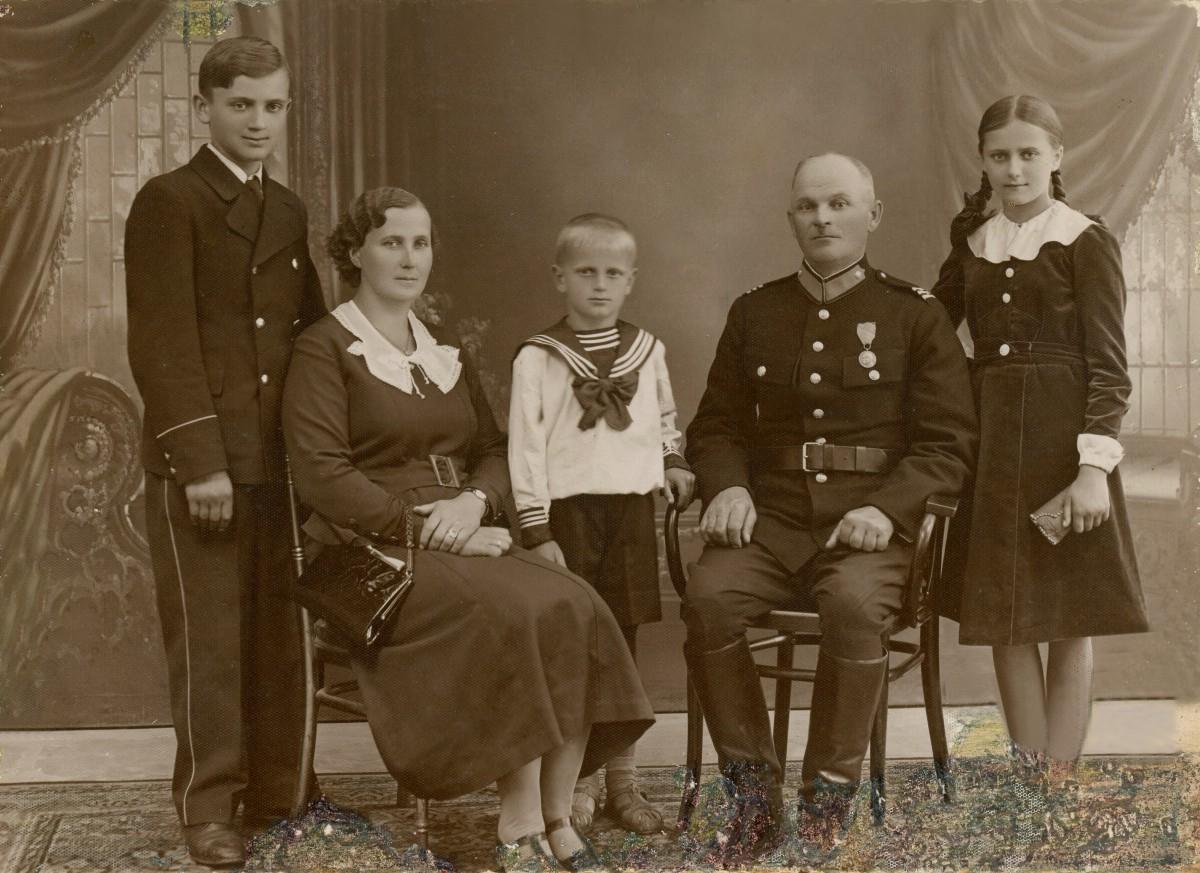 Z kart historii…Franciszek Szaruga – funkcjonariusz Policji Państwowej