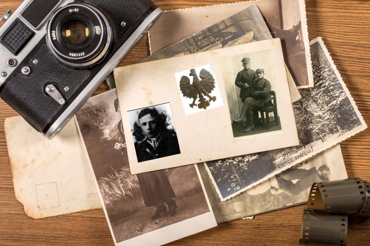 Z kart historii dwóch kolejnych funkcjonariuszy Policji Państwowej II RP