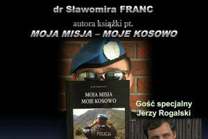 Zaproszenie wieczór autorski  Sławomir FRANC