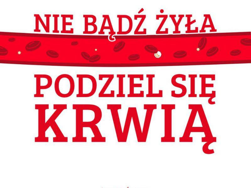 Akcja krwiodawstwa w Regionie IPA Włodawa