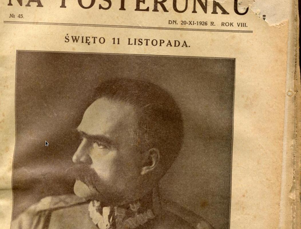 11 listopada 1918 roku – Polska odzyskała niepodległość