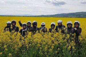 Wiosna w  Riders of Ipa LE MC  Poland Chapter Włodawa