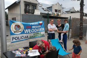 Piknik rodzinny w Regionie IPA Włodawa