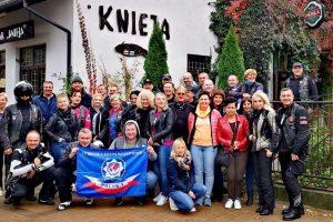 Jesień w Riders of Ipa LE MC Poland Chapter Włodawa