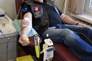 Mikołajkowa akcja krwiodawstwa z IPA Włodawa