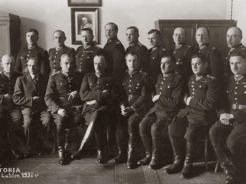 Mieczysław Serwinowski – policjant IV Okręgu lubelskiego