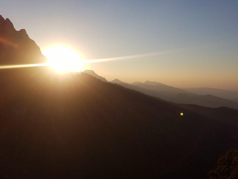 Zaproszenie na wyjazd w góry